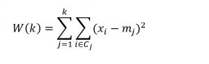 Clustermaxequation