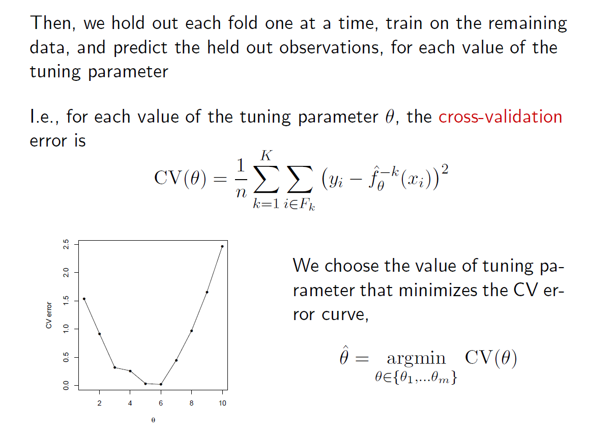 Estimation and Variable Selection with Ridge Regression and the